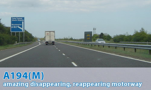 A194(M) Birtley - White Mare Pool