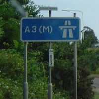 A3(M) Havant - Waterlooville