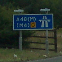 A48(M) Cardiff Spur