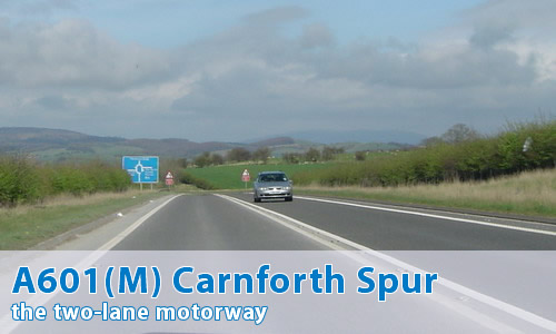 A601(M) Carnforth Spur