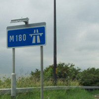 M180 North Lincolnshire Motorway