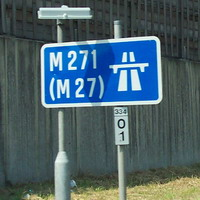 M271 Totton Spur