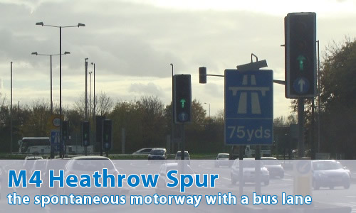 M4 Heathrow Spur