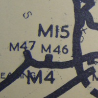 How the Motorways were Numbered