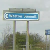 Walton Summit Motorway