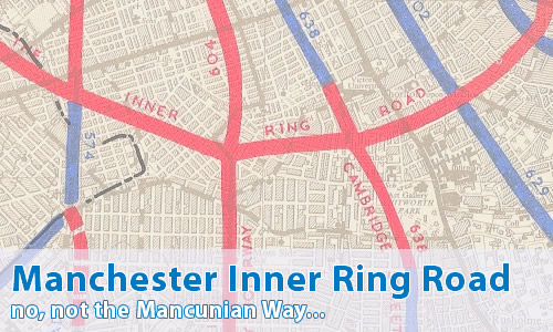 Manchester Outer Ring Road (southern section)