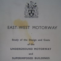 Newcastle East-West Underground Motorway